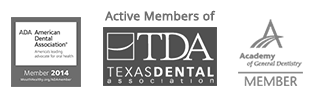 ADA, GDA Georgia Dental Association, Academy of General Dentistry